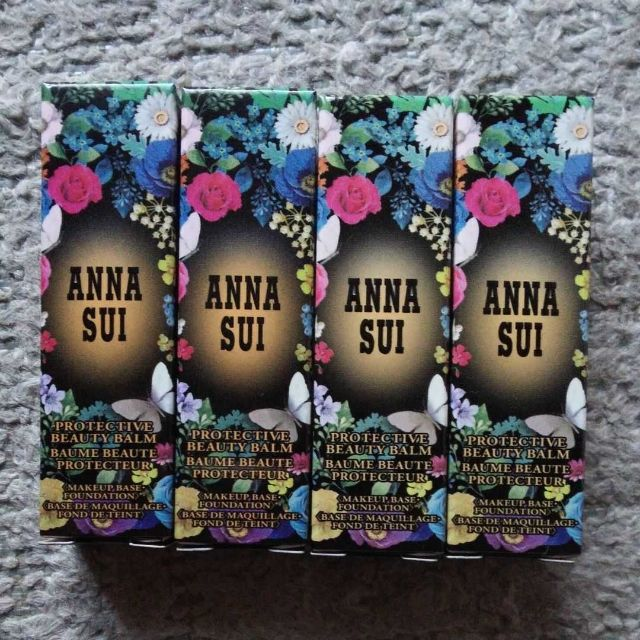 ANNA SUI   ファンデーション   サンプルセット(ANNA SUI(アナスイ) ) - フリマアプリ&サイトShoppies[ショッピーズ]