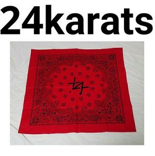24karats バンダナ