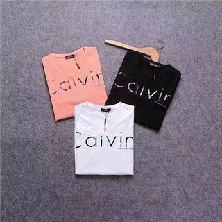 CK メンズ 半袖 Tシャツ オシャレ シンプル トップス