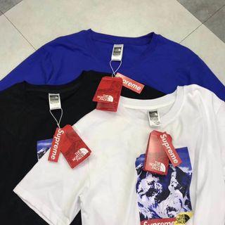 Sup×ノースフェイス MountainTシャツ
