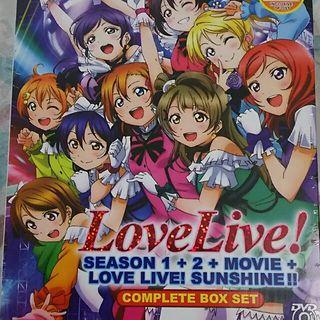 ラブライブ DVD BOX 完全版