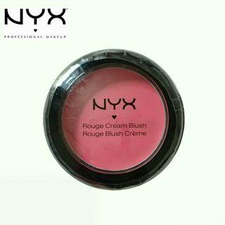 NYX  クリームチーク