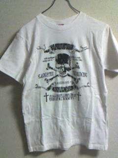 MAD・シンプルTシャツ(白)