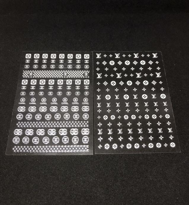 ネイルシール 2枚セット - フリマアプリ&サイトShoppies[ショッピーズ]