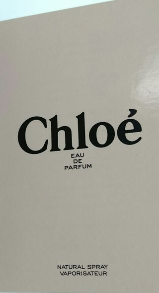 Chloe スプレー香水