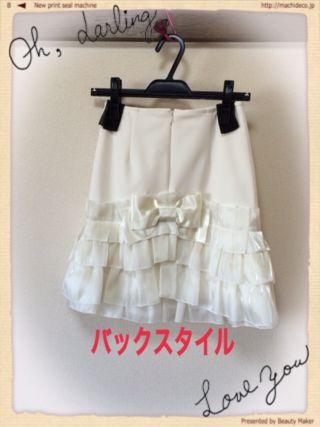 ジーザスディアマンテセイコスカート美品