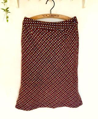 ライトオンレトロ風 タイトスカート