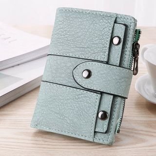 折り畳み 財布 名刺入 カードケース 定期入 大容量