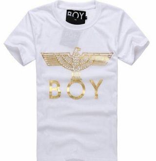 ボーイロンドン Tシャツ 白金