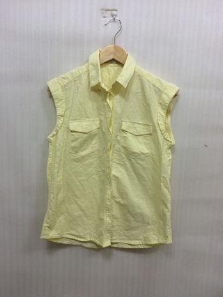 moussy ノースリーブシャツ