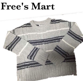 FREE'S MART 美品ニット
