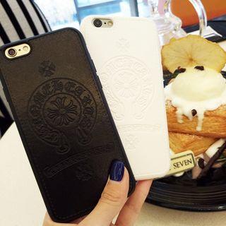 高品質!iPhone6/7 レザーケース 国内発送 703