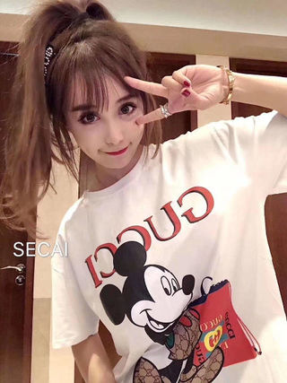 2枚5800新品 人気 男女兼用Tシャツ