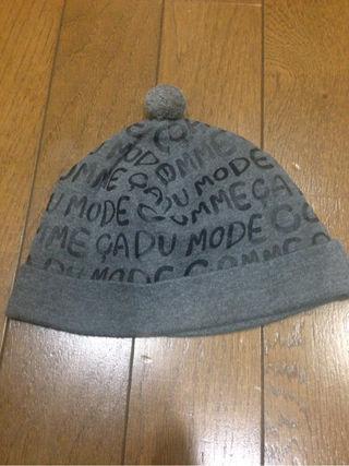 コムサ帽子42-44㎝