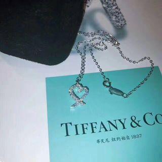 人気新品Tiffanyティファニーlovingネックレス