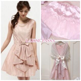 LAISSE PASSA★ドレス&ショールセット