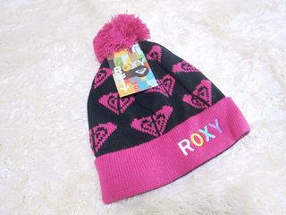 ROXYニット帽