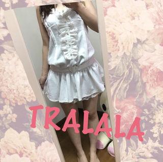 TRALALA ミニワンピ