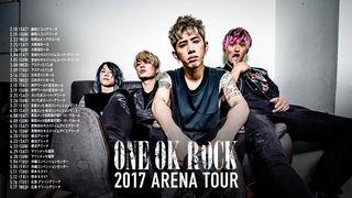 ONE OK ROCK - 2017 Ambitions
