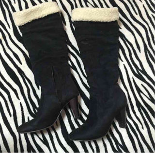 モコモコ ブーツ