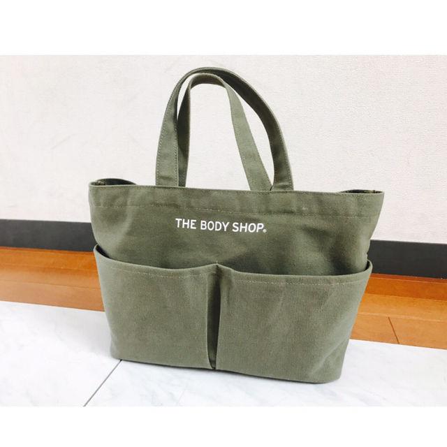 THE BODY SHOP 非売品bag(THE BODY SHOP(ザ・ボディショップ) ) - フリマアプリ&サイトShoppies[ショッピーズ]