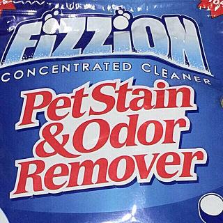 新品FIZZION ペット消臭スプレー用タブレット