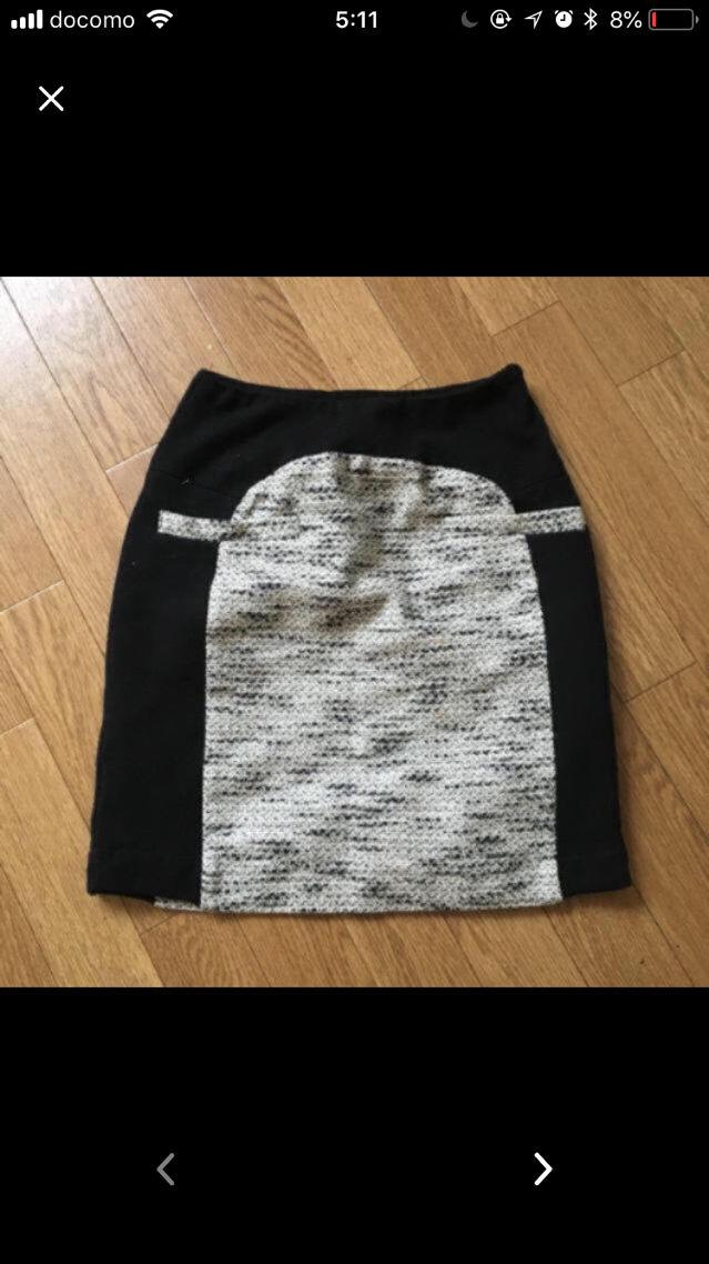 マウジーのストレッチタイトスカート!