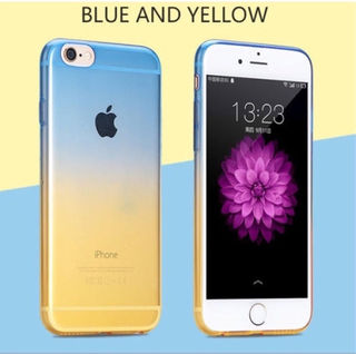 #iphone6/6sケース グラデーション (新品)