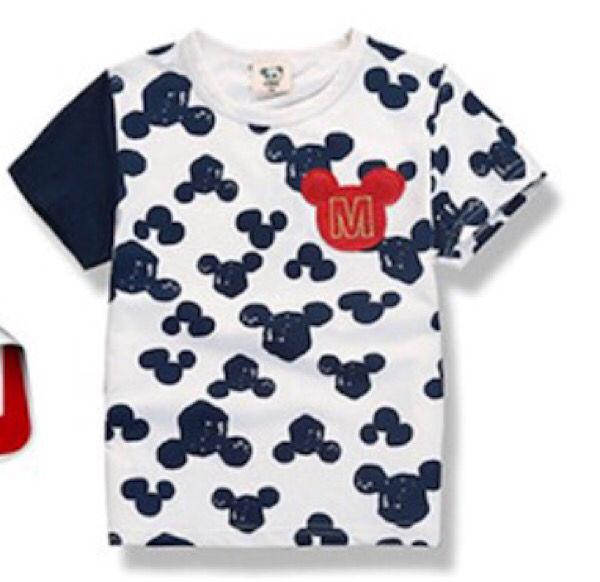 【最終値下げ】新品未使用大人気韓国服 ミッキー