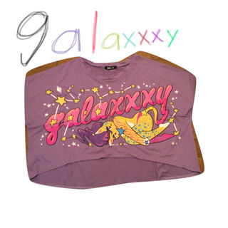 galaxxxy トップス