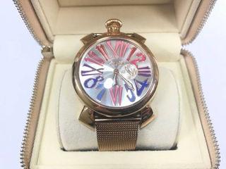 正規品GaGa Milano ガガミラノ 腕時計