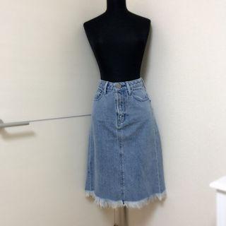マウジー  デニムスカート サイズ 1