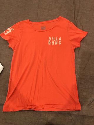 ビラボン Tシャツ