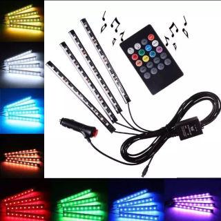 大人気新品 車内LEDテープライト LED 車用 全8色