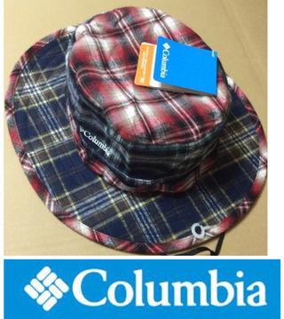 S/M新品 定価4860円 コロンビア ハット 帽子