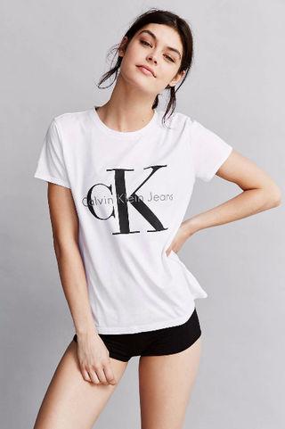 カルバンクライン人気Tシャツ 半袖 男女兼用