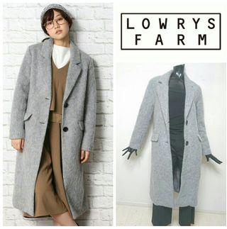 LOWRYS FARM*スライバーチェスターコート