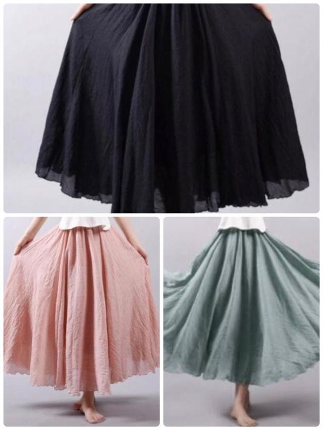 フレア スカート 5色あり!! - フリマアプリ&サイトShoppies[ショッピーズ]