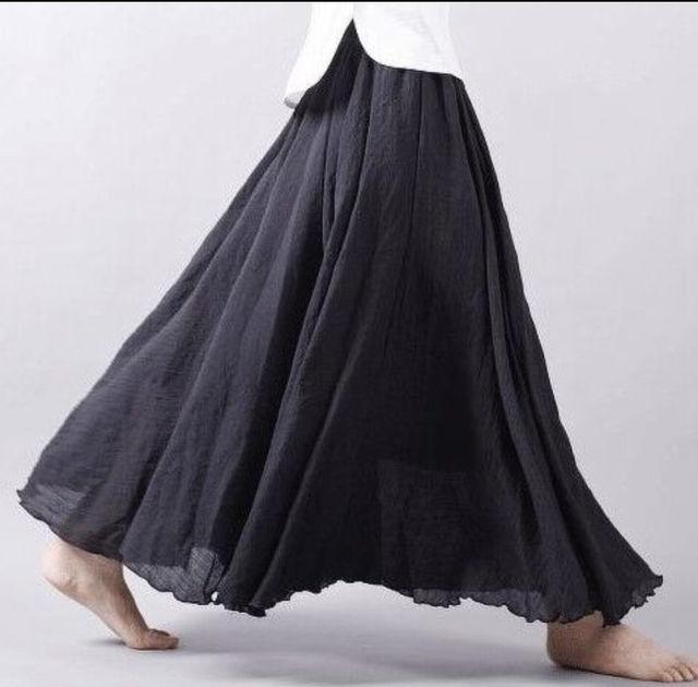フレア スカート 5色あり!!
