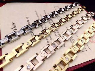 Cartierカルティエ ブレスレット バングル 3色