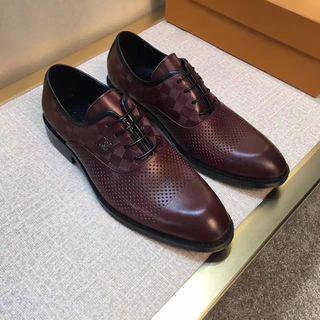 新入荷 メンズ ルイヴィトン ルーファー/革靴