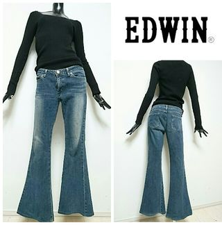 EDWIN*デニム