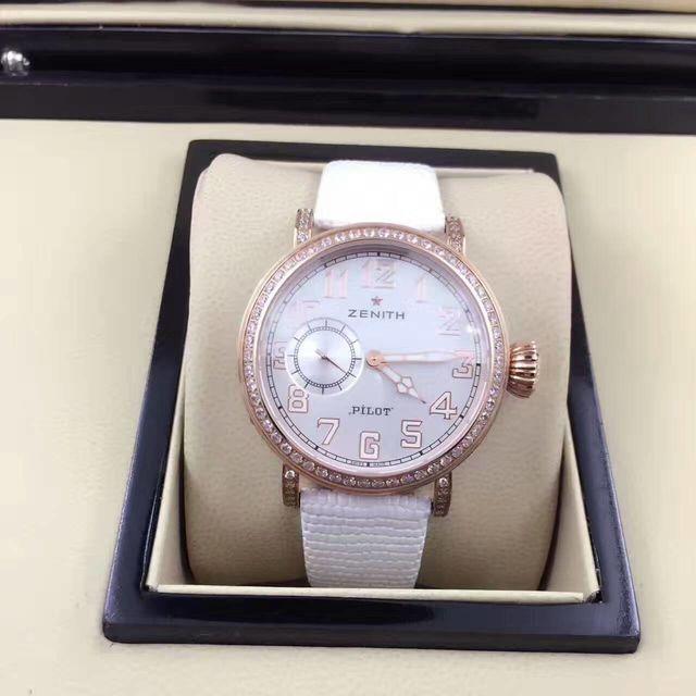 Zenith人気新品 レディース腕時計 高級品腕時計(その他 ) - フリマアプリ&サイトShoppies[ショッピーズ]
