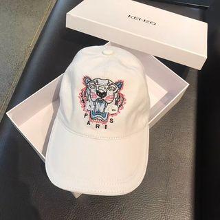 kenzo夏可愛いキャップ 帽子 男女両用