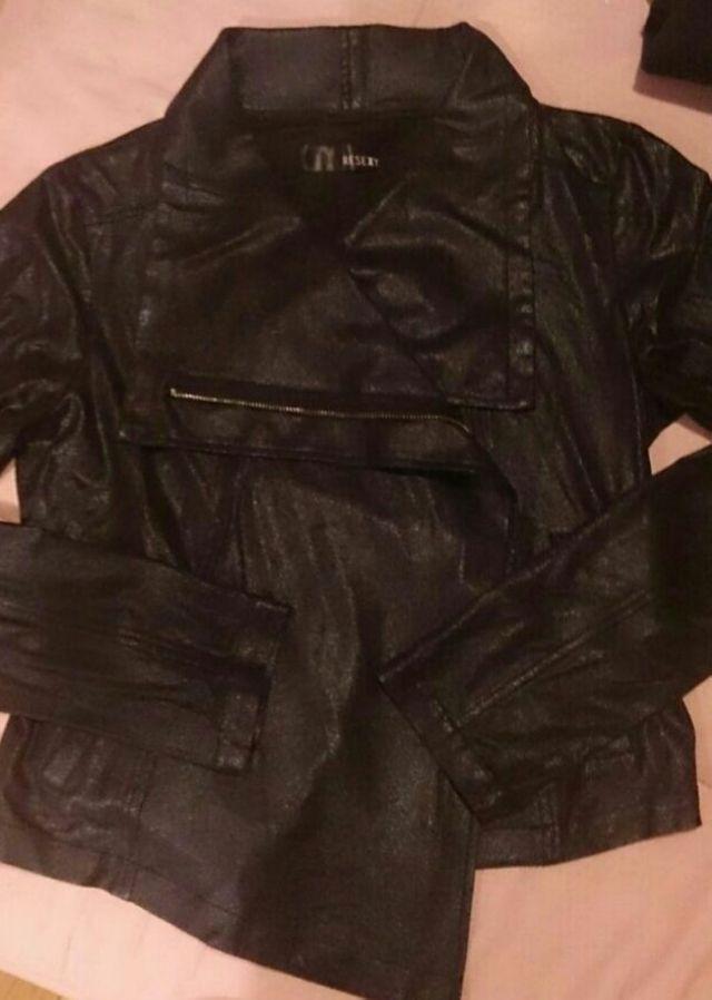 リゼクシー ライダースジャケット