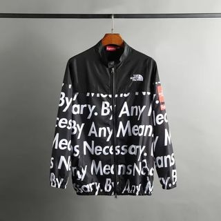 Sup×ノースフェイス定番人気 ファッションの設計