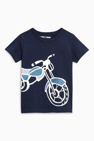早い者勝ち新作NEXTバイクTシャツUK2-3~5-6