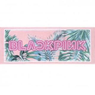 BLACK PINK タオル