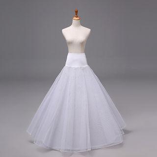 006 ウェディングドレス ファッション ドレス パニエ