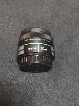 単焦点レンズ pentax kマウント